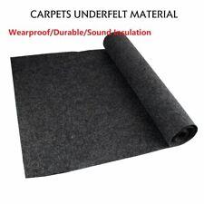 Automotive Underfelt Carpet All Weather Mat for Canbin/Trunk Liner DIY 60