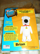"Family Guy 2004 Brian Inflatable 24"" Figure Funny TV Cartoon New In Box"