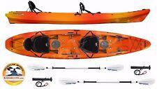 Wilderness Systems Tarpon 135T Kayak - Paddle Package - Mango