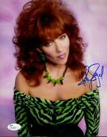 Katie Segal Married With Children Signed Jsa Certified 8x10 Photo Autograph