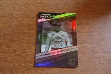 2010 Press Pass Stealth Black and White #2 Marcos Ambrose Card
