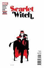 Scarlet Witch # 15 Regular Cover 2015 NM Marvel