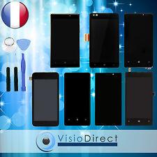 Vitre +LCD +chassis pour NOKIA LUMIA 930 1520 830 900 1020 630 635 640 820 1320