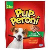 Pup-Peroni Original Lean Beef Flavor Dog Snacks 25-Ounce
