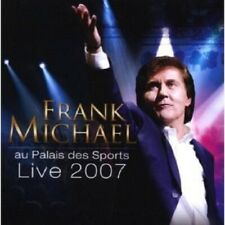 FRANK MICHAEL - LIVE 2007 AU PALAIS DES SPORTS 2 CD NEW+