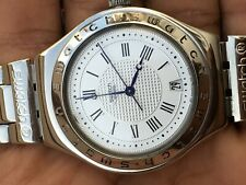 Swatch Irony automatic Date Mens watch All original ,Authentic watch Excellent