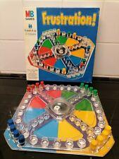 VINTAGE 1996 MB FRUSTRATION BOARD GAME