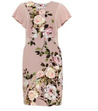 Phase Eight Rose Floral Dress Size 12