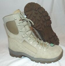 MEINDL DESERT FOX COMBAT BOOTS - Size: 12 uk , British Army Issue