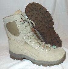 MEINDL DESERT FOX COMBAT BOOTS - Size: 12 uk , British Army Issue