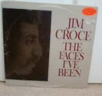 """Jim Croce – The Faces I've Been 12"""" Vinyl in Ex Condition"""