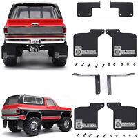 Vorne Hinten Fender Set für Traxxas TRX-4 Chevrolet BLAZER K5 Crawler Truck 1:10