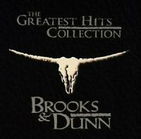 """BROOKS & DUNN """"THE GREATEST HITS COLLECTION"""" CD NEUWARE"""