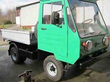 Multicar M25 Ersatzteilliste, Betriebsanleitung .......