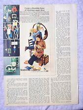 1970 Magazine Advertisement Page 3M Scotch Magic Transparent Tape Vintage Ad