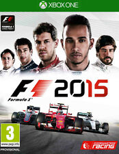 F1 2015 Xbox One Game MINT - 1st Class Delivery