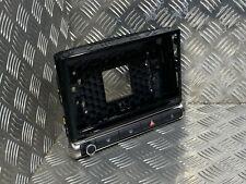 Citroen C3 Aircross Screen Display Surround Trim Control Buttons Volume Hazard