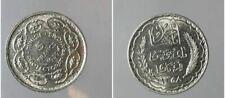 Tunisia 5 franchi 1939 1 FDC UNC KM 264      argento