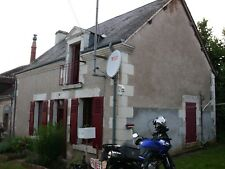 Lovely 2 bedroom house in France (small hamlet town of Guilly)