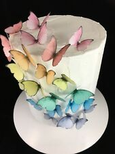 Butterfly Cake Topper Princess 40pc My Pony Birthday Magical Edible