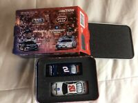 Kevin Harvick Nascar Collectible Tin w 2 1/64 Diecast Cars Rare Limited #29 #2