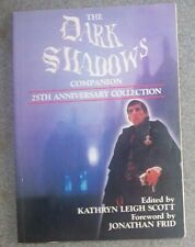 DARK SHADOWS AUTOGRAPH LOT IN DS CELEBRATION BOOK