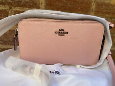 Brand New Coach Kira Crossbody Bag Pink