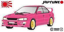 Subaru WRX Impreza  V1 - Pink with Simmon Rims - JDM - JapTune Brand