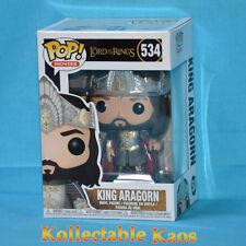 Funko 27369 Lord of The Rings - King Aragorn Pop Vinyl Figure