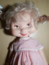 """1960's (Whimsies) """"Dixie The Pixie"""" 20 In. Doll No. 1008"""