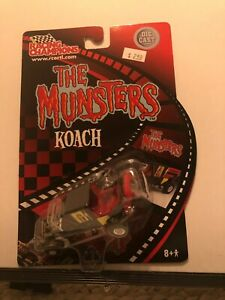 1/64 RACING CHAMPIONS THE MUNSTERS KOACH BLACK