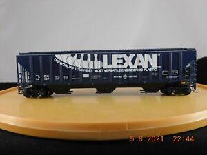 Bev-Bel 54' PS Covered Hopper Lexan Resin (GE)