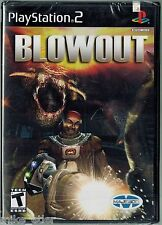 BlowOut (Sony PlayStation 2, 2003) Factory Sealed
