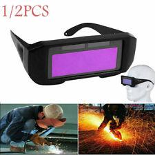 Welding Mask Helmet Eyes Goggle Welder Glasses Arc Solar Powered Auto Darkening
