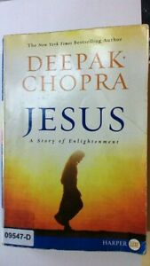 JESUS A Story of Enlightenment Deepak Chopra SC BOOK