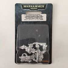 WARHAMMER 40,000 SPACE MARINES LEGION OF THE DAMNED METAL BLISTER HEAVY WEAPON
