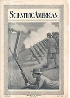 1914 Scientific American February 21 - Hand-grenades; automobile skates; Curtiss