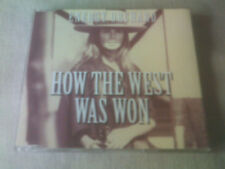 ENERGY ORCHARD - HOW THE WEST WAS WON - 4 TRACK CD SINGLE