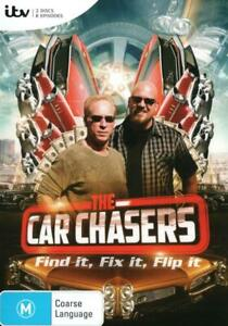 THE CAR CHASERS: SERIES 1 (2013) [NEW DVD]