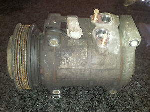 CHRYSLER VOYAGER AIR CONDITIONING COMPRESSOR PUMP 2.8 CRD 04 - 07 TESTED