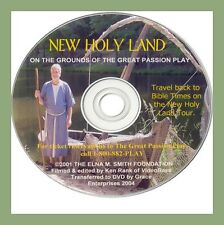 Holy Land Tour: DVD at The Great Passion Play in Eureka Springs, Arkansas