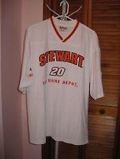 Chase Authentics Tony Stewart  V-Neck Jersey Size Large NEW