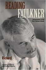 Reading Faulkner: Introductions to the First Thirteen Novels