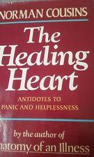 The Healing Heart, 1983 Ed., Norman Cousins, Norton Pub.
