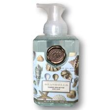 Michel Design Works SEASHELLS Foaming Hand Soap + Shea Butter + Aloe Vera