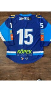 Ice Hockey Jersey - Coventry Blaze - Game Issue - #15
