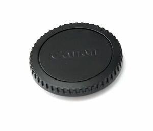 201012 CANON EF BODY CAP FOR EOS GENUINE