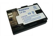 AKKU für Canon LPE6 LPE-6 LP-E6 für Batteriegriff BG-E7, BG-E9, BG-E13
