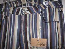 NEW striped Denim PANTS junior 9 SKINNY by Vanilla Star jr