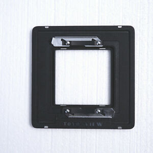 Graphic To Toyo View Lens Board Adapter